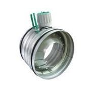 Клапан ирисовый КИС д.200 фото