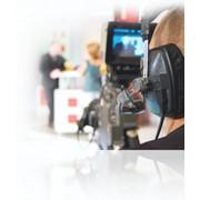 Подготовка ТВ сигнала для вещания в IP, Интернете фото