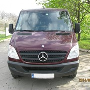 Mercedes Benz 316 NGT (metan) фото