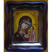 Икона Казанской Божией Матери фото