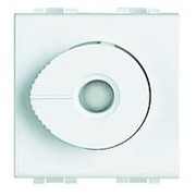 Светорегулятор роторный 2 мод 60-500 Вт (R+RL) белый фото