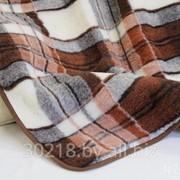 Плед из шерсти австралийского мериноса . Размер 220х200 фото