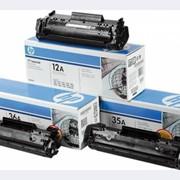 Заправка лазерных картриджей Hewlett-Packard фото