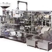 Упаковочная машина высокоскоростная блистерная BQS фото