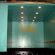 Лифт грузовой с нижним машинным помещением ГН1005 фото