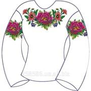 Заготовка вышиванка для девочки 6-12 лет БЖ-9Д фото