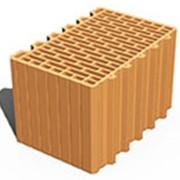 Керамические блоки стеновые LEIER LT38 NF (леер) (Cловакия). фото