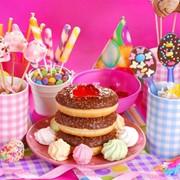 Кенди-бар/Candy bar/Сладкий уголок фото