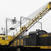 Ремонт кранов на железнодорожном ходу КЖ-561 фото