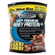 100% Premium Whey Protein Plus MuscleTech 2270 грамм (протеин сывороточный) фото