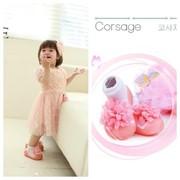 Правильная детская обувь Attipas, Аттипас Розовый Бантик фото