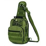 Тактическая сумка EDC PK098 Green Milcraft 281307 фото