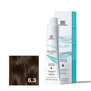 TNL, Крем-краска для волос Million Gloss 6.3 фото