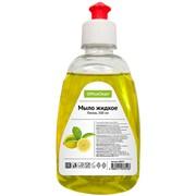 Мыло жидкое OfficeClean Лимон, пуш-пул, 300 мл фото