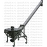 Транспортер шнековый подающий ШН-1. (1500 кг./час) фото