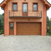 Ворота гаражные 2 фото