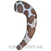 С-образная подушка для беременных фото