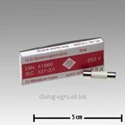 0005-0535-060 Предохранитель F 6,3 E5 X20 фото