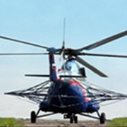Система низкочастотной индуктивной аэроэлектроразведки фото