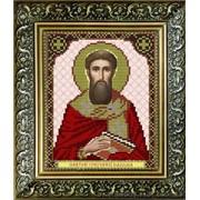 """Рисунок на ткани для вышивания бисером """"Св.Григорий Палама"""" VIA5057 фото"""