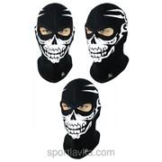Балаклава-череп, маска подшлемник Radical 101003 фото