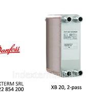 Danfoss XB 20, 2-ходовые теплообменники фото