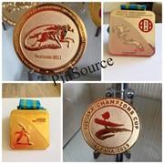 Изготовление наград, орденов, медалей, сувениров фото