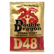 Турбо-дрожжи DoubleDragon D48 фото