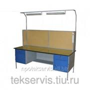 Стол электромонтажника СЭР-2 исп 2 вар 2 фото