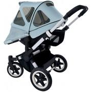 Капор Bugaboo Капюшон от солнца для коляски Bugaboo Donkey breezy Vapor blue 180322VB01 фото