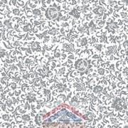 Панель ПВХ Узоры серебро (узоры светлые) 8 х 375 х 2700 мм фото