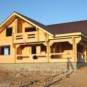Деревянные дом фото