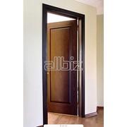 Дверь из МДФ фото