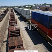 Согласование с железной дорогой заявки на перевозку грузов фото