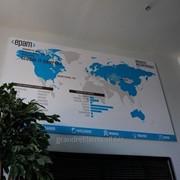 Информационный стенд, Караганда фото