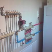 Системы отопления - проектирование и монтаж фото