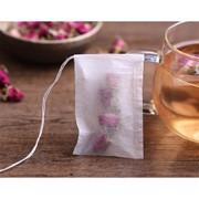 Фильтр-пакеты для чая, белый фото