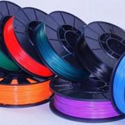 Пластик для 3D печати ABS+ фото