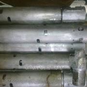 Погружные пневмоударники П-85, буровая коронка КП-85. фото