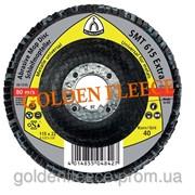 Круг шлифовальный (абразивный) Klingspor SMT 615 фото