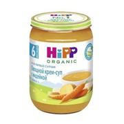 Хипп крем-суп овощной с индейкой {с 6 мес} 190г фото
