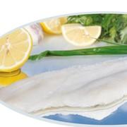 Филе рыбное, глазированное фото