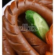 Колбаса полукопченая фото