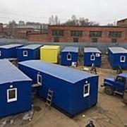 Производство вагон-домов фото