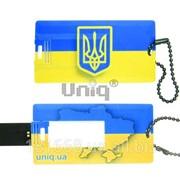 Флешка Флаг Украины фото