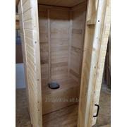 Дачные туалеты из дерева! фото