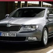 Автомобили ŠKODA Superb фото