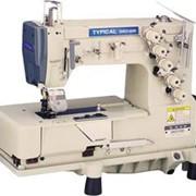 Скоростная швейная машина плоского цепного стежка Typical Серия GK31030 фото