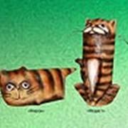 Ландшафтная скульптура: кот Мирон фото
