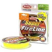 Плетеный шнур Super FireLine CP 0,165мм 150м фото